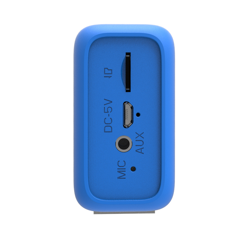 New products made in China 5w*2 1200mah built-in battery CE ROHS wireless portable bluetooth speaker z9