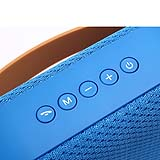 Lovely carbon speaker bluetooth newest portable bluetooth speaker with TF/FM/AUX