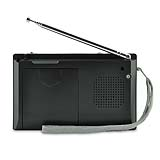 CHEAP MULTI-BAND PORTABLE RADIO WITH USB/SD/Mobile/PC/Tablet/MP4/MP5/PSP WITH External audio HN-316UA