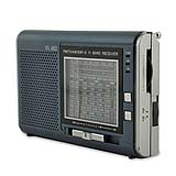 Portable FM/TV/AM/SW1-8 11Band Radio For Gift EL-922