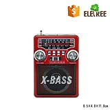 M/FM/SW radio x-bass outdoor radio xb-331URT wholesale Alibaba small size radio with aux