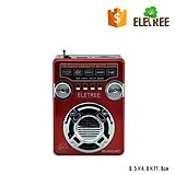 Waxiba fm portable small radio XB-632URT fashion design good price fm radio sport mp3 fm radio player