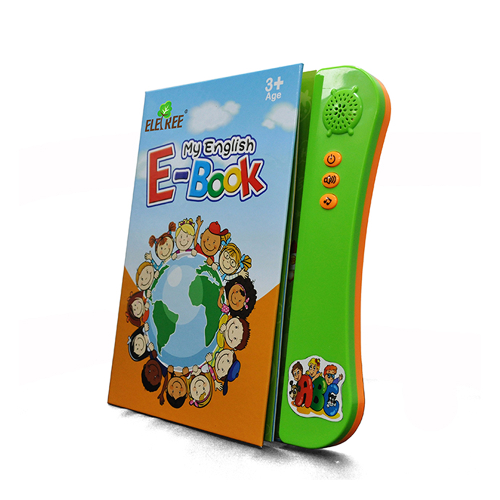 ELB-042018 best gift Children Talking English Sound ABC Books for kids