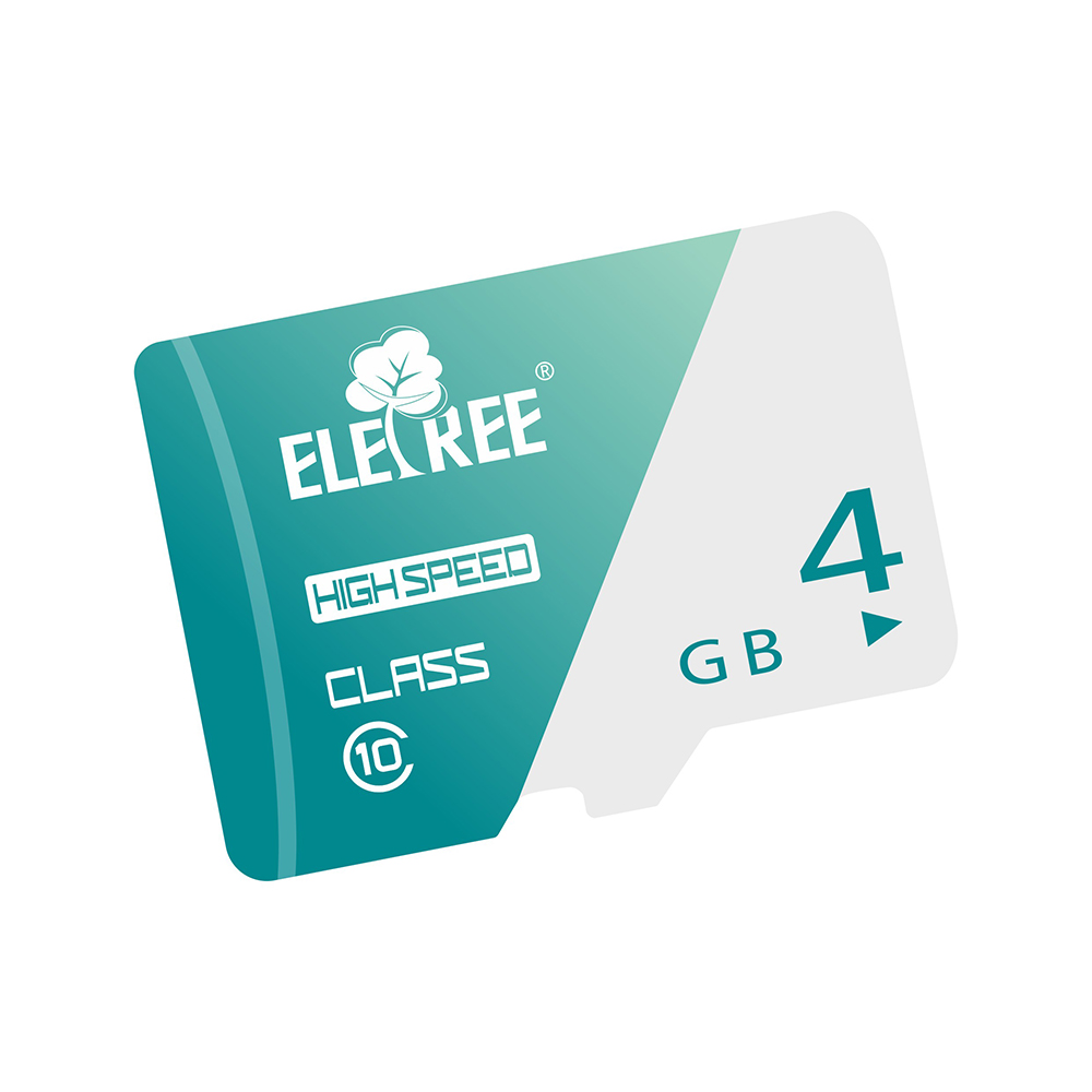 Eletree 16 gb 4 gb 32 gb microsd sd card tf memory Cards Bulk with one year warranty