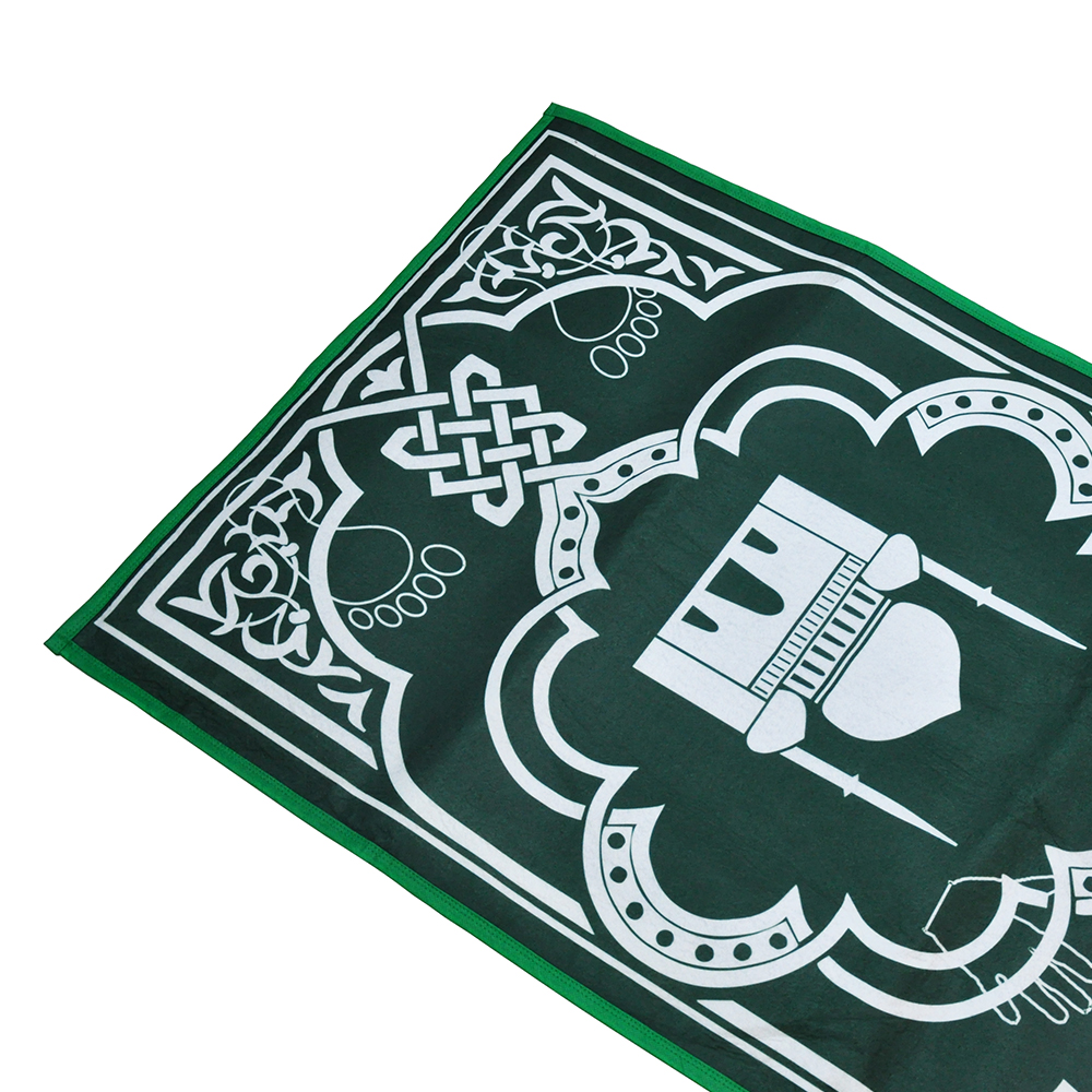 ELP-01-ELETREE beautiful design stock muslim interactive mini e sejadah mosque educational prayer mat carpet for kids
