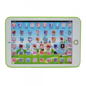 NO.818-4  English sound Letter Color Alphabet touch pad machine
