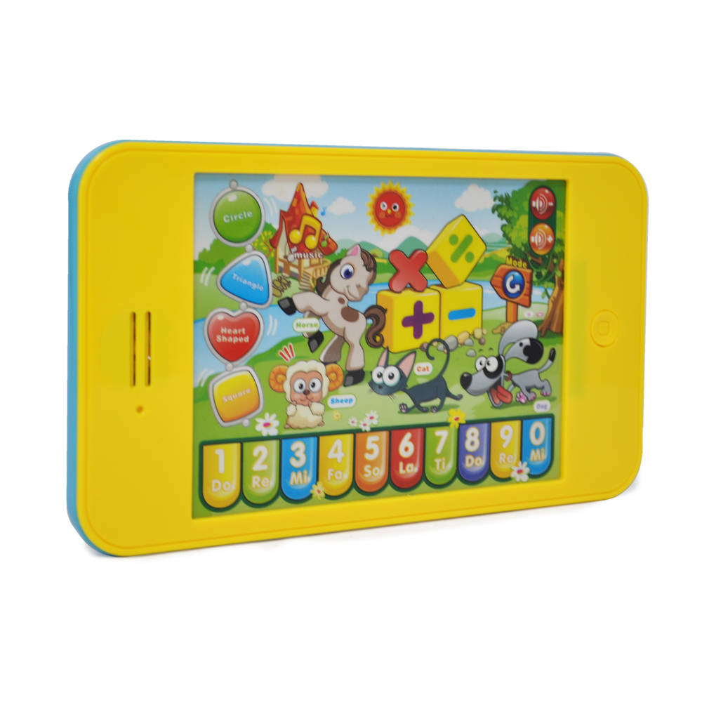 Enginsh Language Learning Pad Music Baby Learning Machine Studying Educational Toys