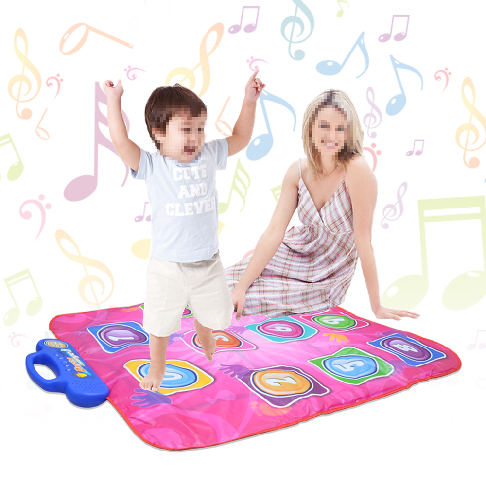 tanssimatto baby ELECTRONIC touch sensitive Dance Mixer Playmat Singing Gym Digital Multi-Function Games Dancing Carpet #MN1//