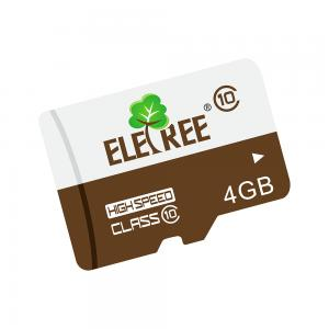 ELETREE UHS-3 high speed car navigator micro card customized branded logo change cid 32gb/64gb mini memory card